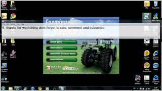 New Farming simulator 2011 money cheat