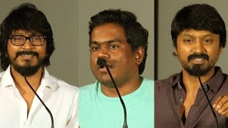 I can't replace 'Thala' Ajith, but I have replaced Arya: Kreshna | Yatchan Audio Launch function video