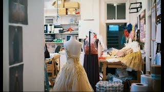 Cinderella in-the-round: Making of the costumes | English National Ballet