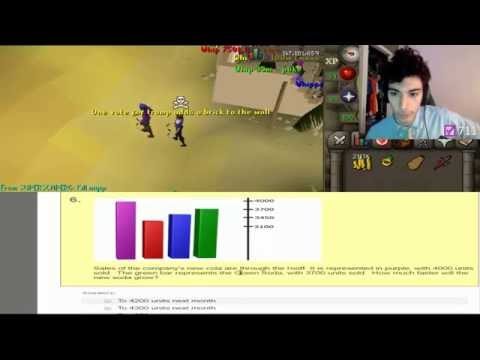 Ice Poseidon takes an IQ test (Full)
