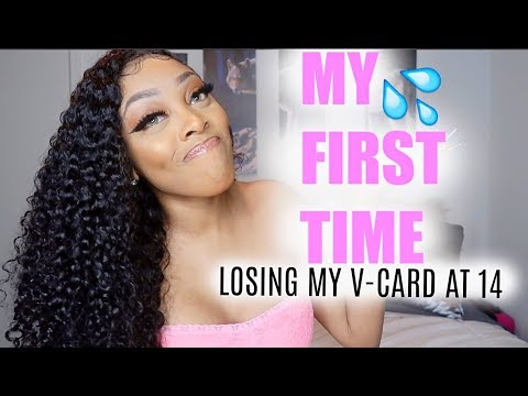 STORYTIME: HOW I LOST MY V-CARD!!?