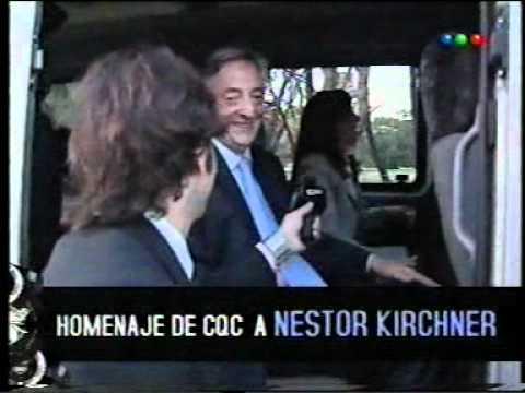El Humor con Néstor Kirchner