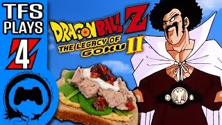 Dragon Ball Z LEGACY OF GOKU 2 Part 4 - TFS Plays