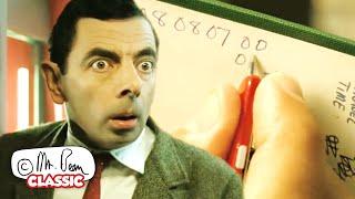 မှားနံပါတ်!   မစ္စတာဘီဗန်၏အားလပ်ရက်   ဂန္ထဝင် Mr Bean