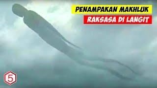 ADA DARI INDONESIA 5 MAKHLUK RAKSASA MISTERIUS TEREKAM KAMERA