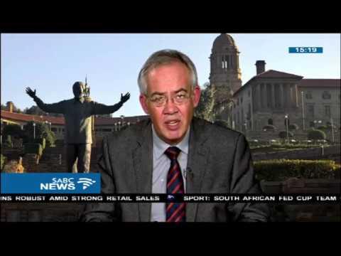 Analysis of the situation in Mahikeng - Prof. Dirk Kotze