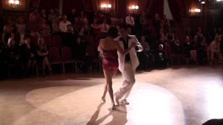 Gustavo Rosas y Gisela Natoli.Paciencia.Tango Argentino 2012.mpg