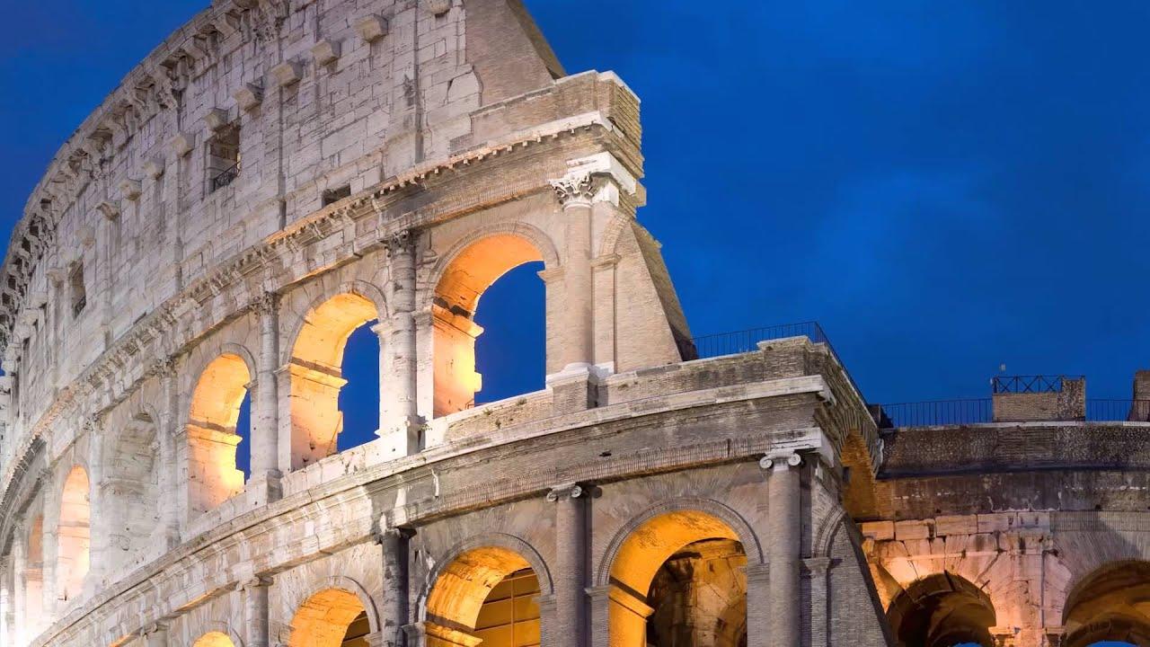 Onwijs Romeinse Architectuur Thomas_N - YouTube IS-59