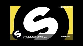 Cedric Gervais & Howard Jones - Things Can Only Get Better (Original Mix)