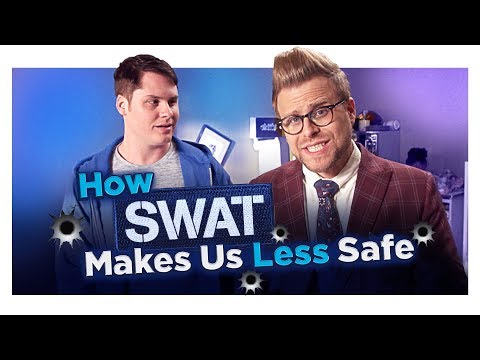 How SWAT Teams Can Make Us Less Safe