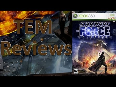 REVIEW: Star Wars: The Force Unleashed (Xbox 360) – Starkiller's Struggle