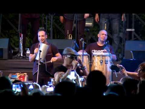 Elvis Crespo   concierto 2012