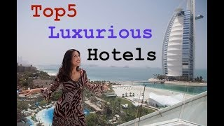 Top 5 Luxurious Hotel In The World | World's Most Expensive Hotels