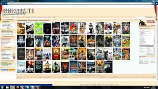 как скачивать фильмы, сериалы, игры безпатно (Kinozal.tv)