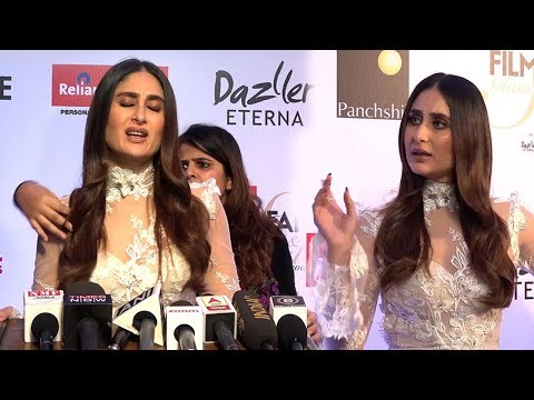 Kareena Kapoor's STUPID Tantrums At Filmfare Glamour & Style Awards 2017