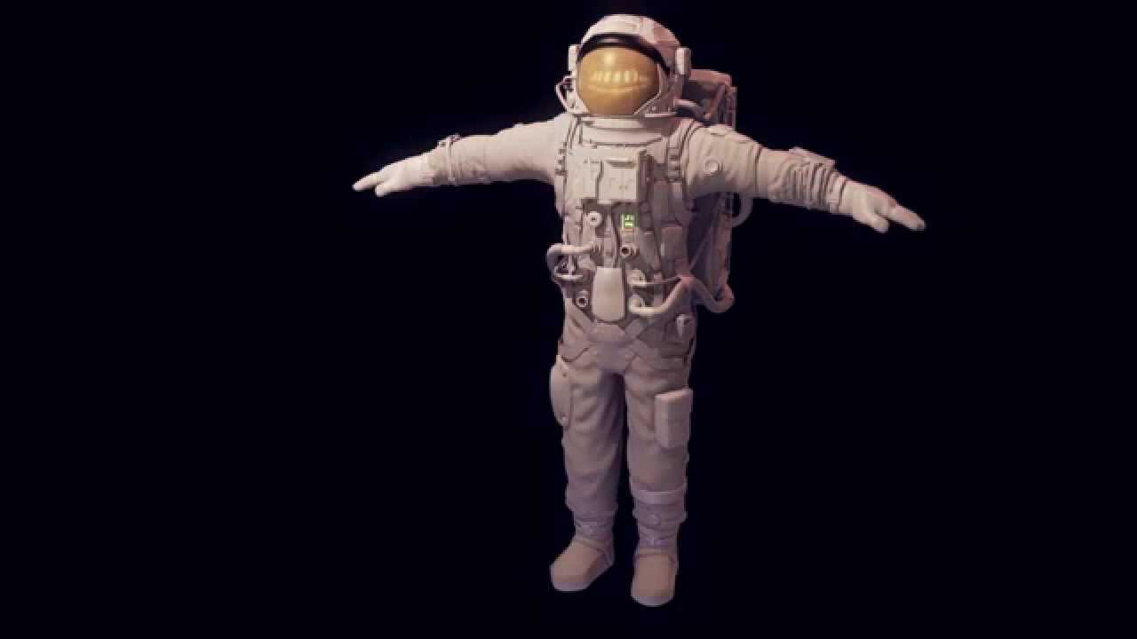 3d astronaut blender astronaut progression youtube. Black Bedroom Furniture Sets. Home Design Ideas