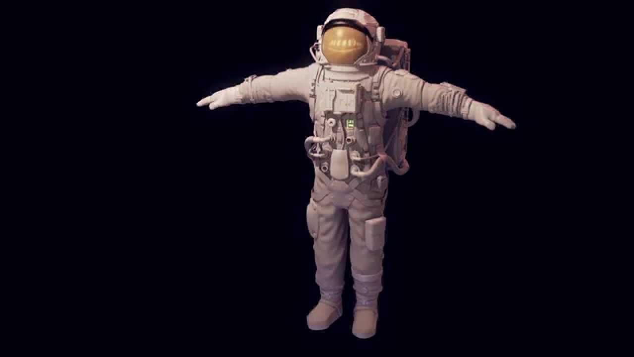 make an astronaut - photo #49