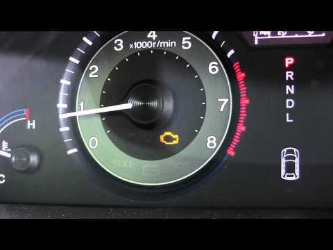 Malfunction Indicator Lamp Check Engine Light Youtube