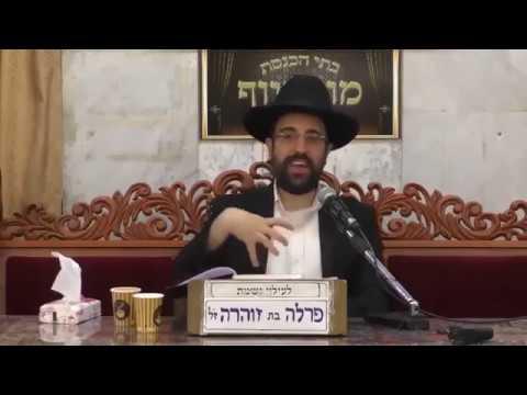 הרב מאיר אליהו פרשת במדבר התשע''ט