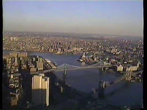 3/16/1991 East Coast Trip - World Trade Center top floor