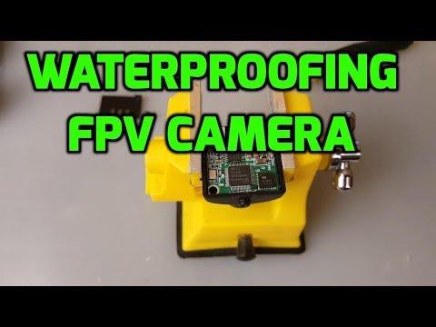 How to Build Best Budget Racing Drone 2017 // Waterproof Camera