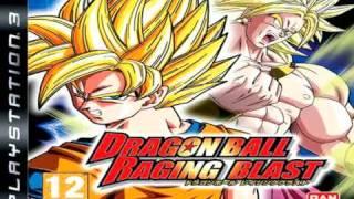 Dragon Ball Raging Blast Soundtrack - Progression / Main Theme