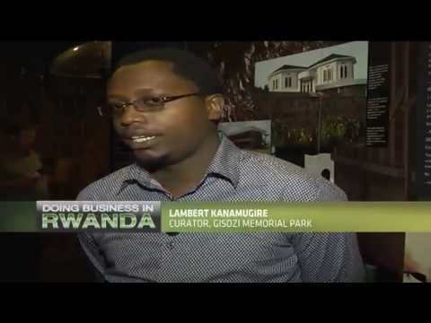 Rwanda's fast emerging services sector -- Part 1