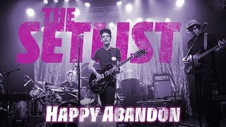 Happy Abandon at the Pour House | THE SETLIST – S01E17