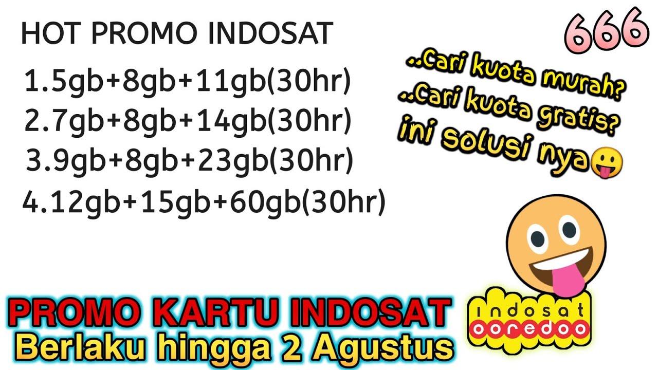 Kode Dial Paket internet super murah Indosat terbaru