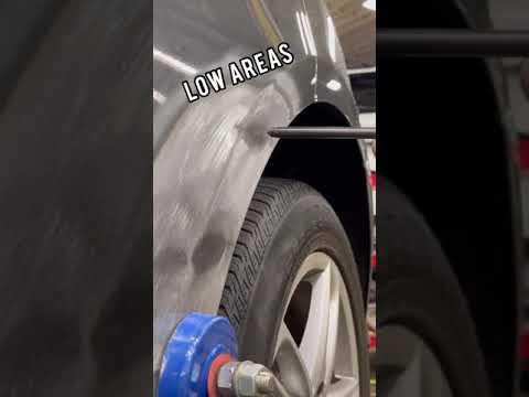 Audi door repair DIY