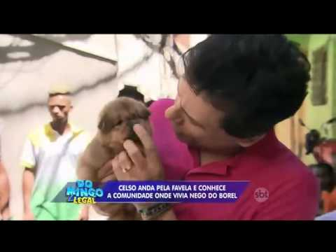 domingo legal Portiolli visita o MC Nego Do Borel no Rio De Janeiro 01 03 2015 mircmirc