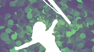 Higher tosses on rifle (quads, fives, sixes, etc.) - How to color guard