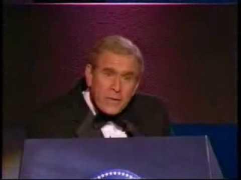 Steve Bridges as George Bush