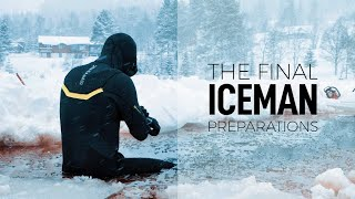 THE FINAL ICEMAN PREPARATIONS IN NORWAY - PROJECT ICEMAN