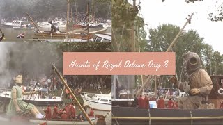 Giants of Royal Deluxe in Leeuwarden | European Capital of Culture 2018 | Day 3