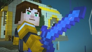 Minecraft: Story Mode - The Final Showdown (24)(Welcome to my lets play on Minecraft: Story Mode. In this series I will be playing through all episodes of the game. Enjoy. More information on the game ..., 2016-04-22T16:15:02.000Z)