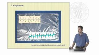 Clasificación de los polímeros.© UPV