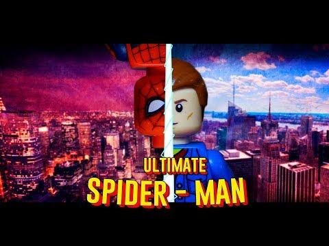 Lego Ultimate Spider-Man (Season 3:Episode 1)Unlimited