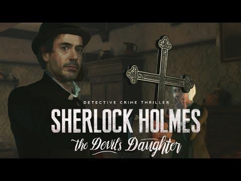 Sherlock Holmes: The Devil's Daughter - Как Баран На Новые Ворота