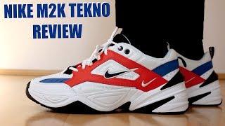 NIKE M2K TEKNO REVIEW + ON FEET