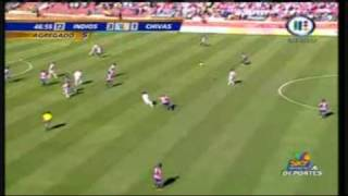 Indios vs Chivas 3-1 Jornada 17, Clausura 2009