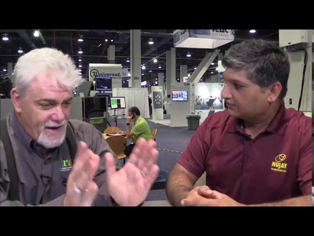 Nesh Dholakia's Interview at IPC APEX Show 2016