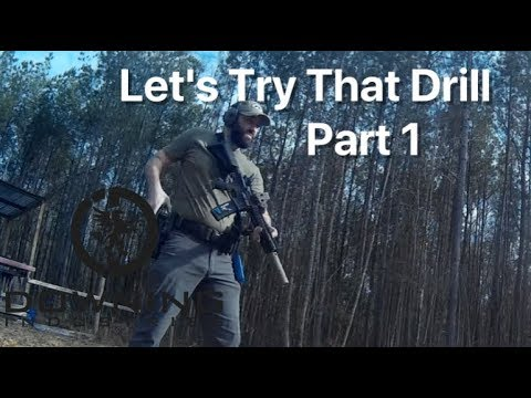 Let's Try That, Transition Drill