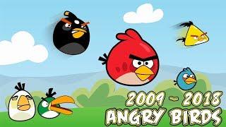 История / Эволюция Angry Birds
