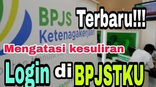 Download Terbaru!!!MENGATASI KESULITAN LOGIN DI BPJSTKU  ( BPJS KETENAGAKERJAAN) Mp3 and Videos