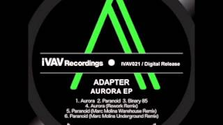 Adapter - Paranoid (Original Mix)