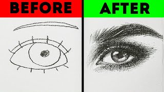 32 DRAWING TRICKS TO BOOST YOUR SKILLS