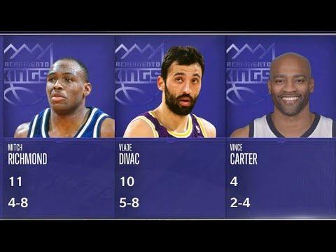 NBA LIVE 18 - Sacramento Kings Classic Legends - Ultimate Team Challenge - PS4 PRO 1080p - HD