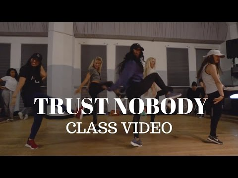 Trust Nobody @SelenaGomez & @CashmereCat CLASS VIDEO| @DanaAlexaNY Choreography