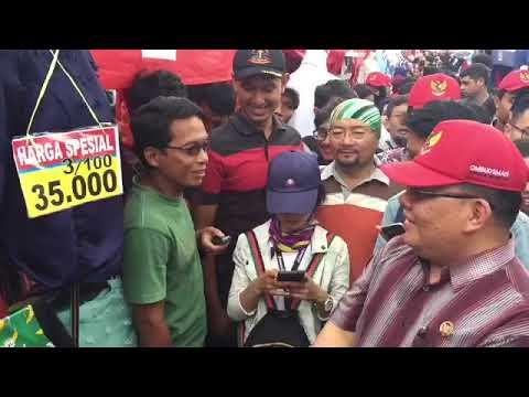 Ombudsman RI Menyebut Banyak Aturan yang Ditabrak dari Penataan PKL Tanah Abang